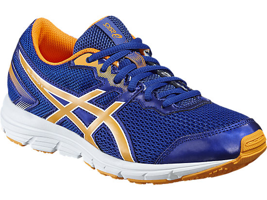 GEL-ZARACA 5 GS ASICS BLUE/AUTUMN/WHITE 7