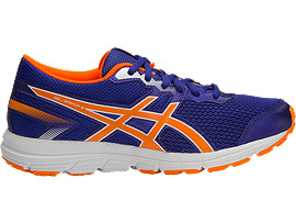 GEL-ZARACA 5 GS, Asics Blue/Autumn/White