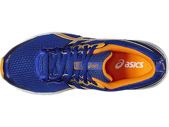 GEL-ZARACA 5 GS ASICS BLUE/AUTUMN/WHITE 19