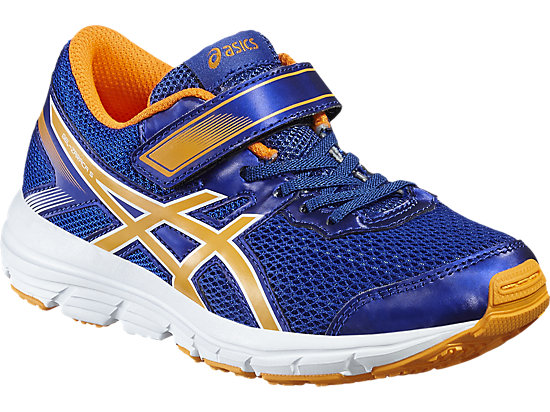 GEL-ZARACA 5 PS ASICS BLUE/AUTUMN/WHITE 7