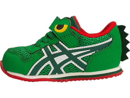 ANIMAL PACK TS (CROC) GREEN/DUSKY GREEN/RED 11