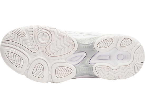 GEL-540TR GS - LEATHER WHITE/SNOW/SILVER 7