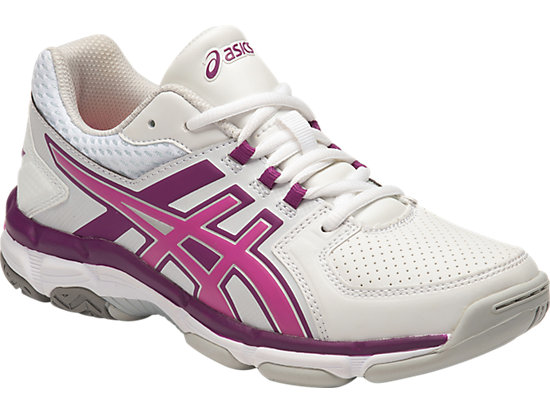 GEL-540TR GS - LEATHER WHITE/PINK GLOW/PHLOX 3
