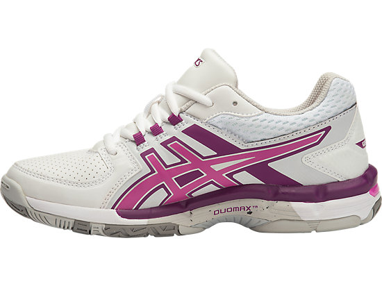 GEL-540TR GS - LEATHER WHITE/PINK GLOW/PHLOX 11