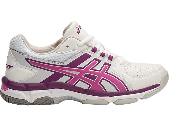 GEL-540TR GS - LEATHER WHITE/PINK GLOW/PHLOX 15