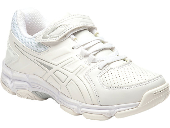 GEL-540TR PS LEATHER WHITE/SNOW/SILVER 3