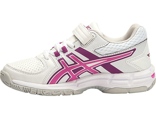GEL-540TR PS LEATHER WHITE/PINK GLOW/PHLOX 11