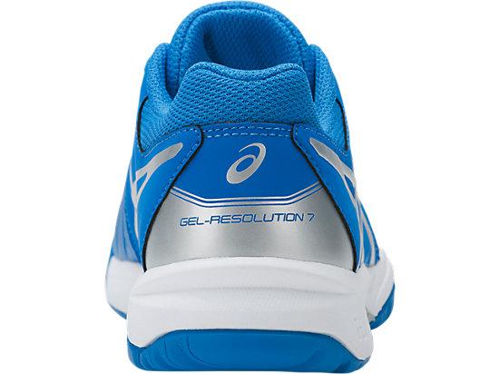GEL-RESOLUTION 7 GS DIRECTOIRE BLUE/SILVER/WHITE