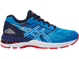 GEL-NIMBUS 19 GS, Diva Blue/White/Indigo Blue