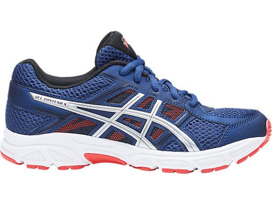 ASICS GEL Contend 4 Preschool Boys' Running scarpa, Size: 3