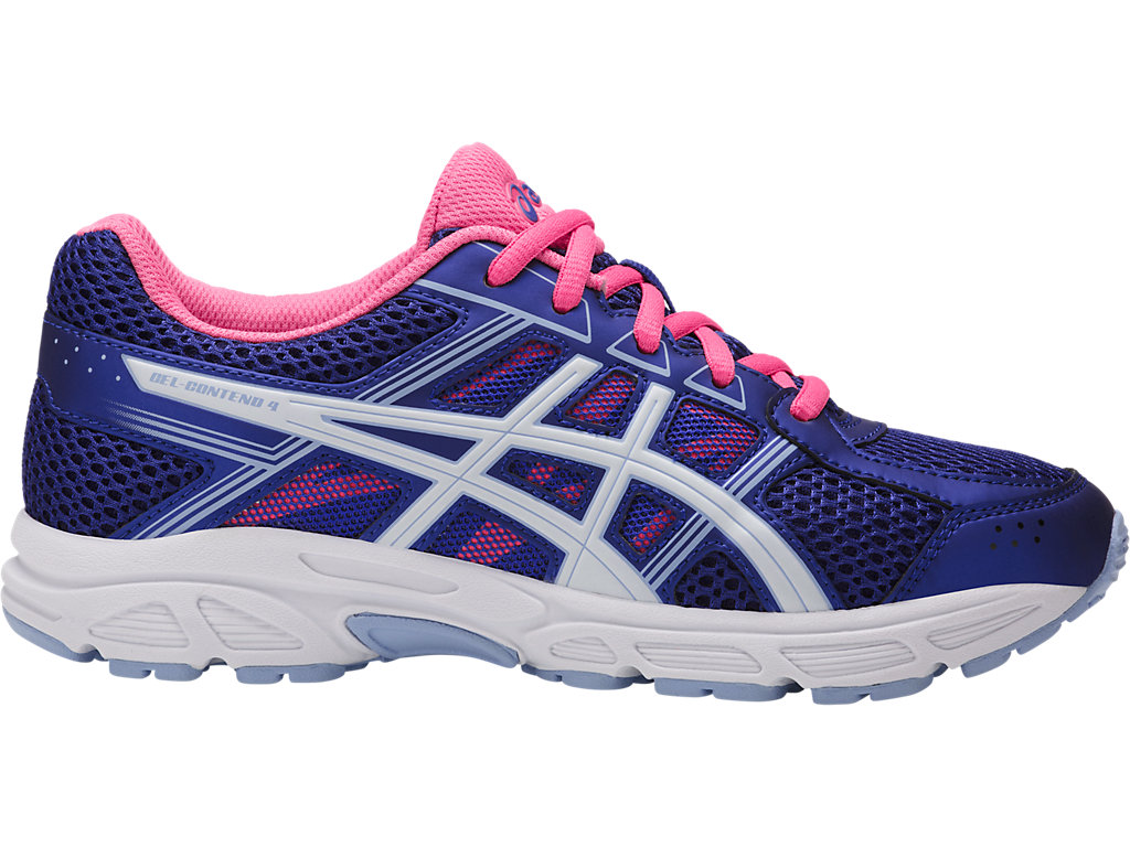 Multi Boys ASICS Amplica Grade School Running Shoes