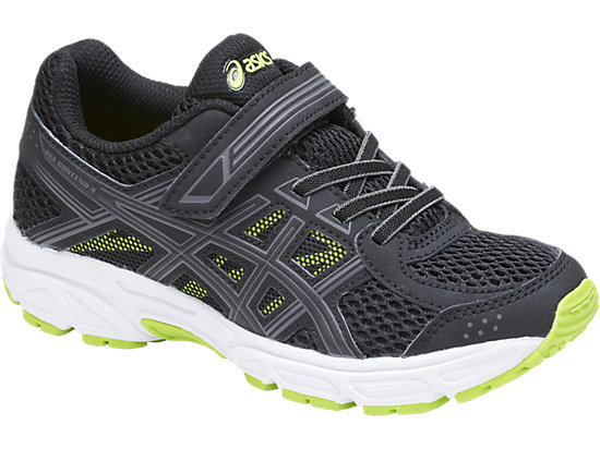 GEL-CONTEND 4 PS BLACK/NEON LIME