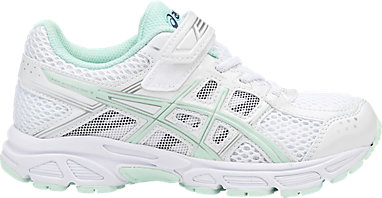 ASICS GEL CONTEND 4 GS KIDS WHITE BAY SILVER