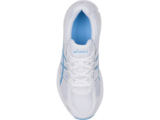 GEL-CONTEND 4 PS WHITE/BLUE BELL