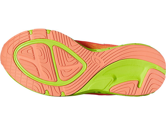 NOOSA GS DIVA PINK/MELON/SAFETY YELLOW 11