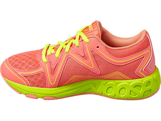 NOOSA GS DIVA PINK/MELON/SAFETY YELLOW 7