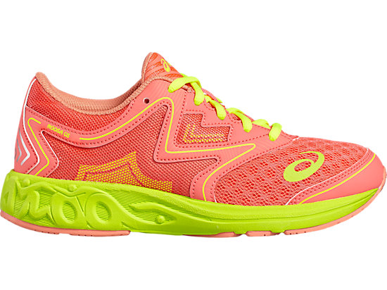 NOOSA GS DIVA PINK/MELON/SAFETY YELLOW 3