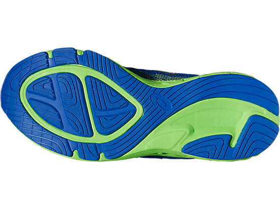 NOOSA GS IMPERIAL/GREEN GECKO/SAFETY YELLOW 11 BT