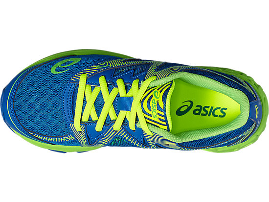 NOOSA GS IMPERIAL/GREEN GECKO/SAFETY YELLOW 15 TP