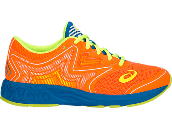 NOOSA GS, SHOCKING ORANGE/FLASH YELLOW