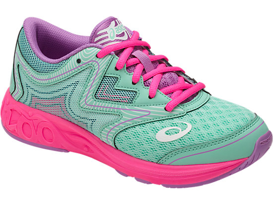 NOOSA GS ICE GREEN/ WHITE/ HOT PINK
