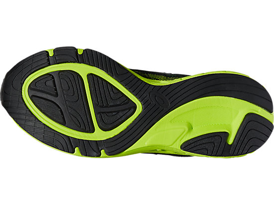 NOOSA GS BLACK/SAFETY YELLOW/GREEN GECKO 11 BT