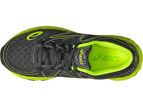NOOSA GS BLACK/SAFETY YELLOW/GREEN GECKO 15 TP