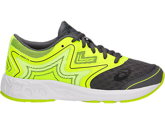 Noosa GS, CARBON/SAFETY YELLOW/MID GREY