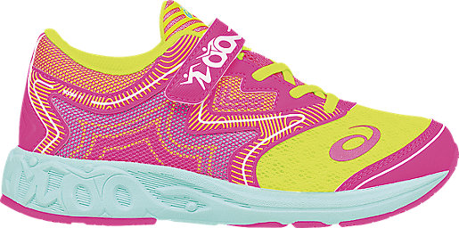 Noosa PS Safety Yellow/Hot Pink/Aqua Splash 3 RT