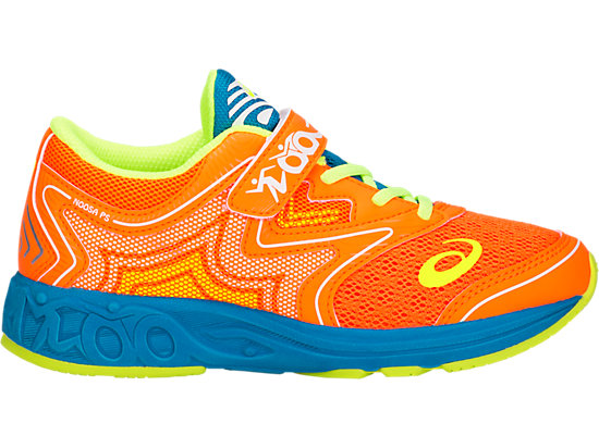 NOOSA TS, SHOCKING ORANGE/FLASH YELLOW