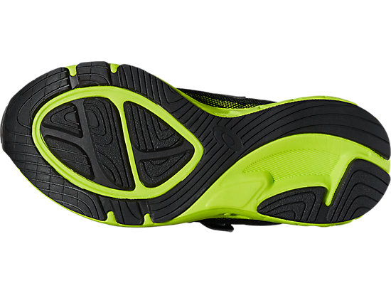 NOOSA PS BLACK/SAFETY YELLOW/GREEN GECKO 11 BT
