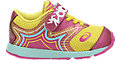 NOOSA TS:SAFETY YELLOW/HOT PINK/AQUA SPLASH