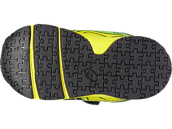 NOOSA TS BLACK/SAFETY YELLOW/GREEN GECKO 11