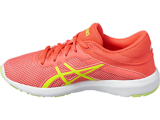 fuzeX Lyte 2 GS DIVA PINK/SAFETY YELLOW/WHITE 7