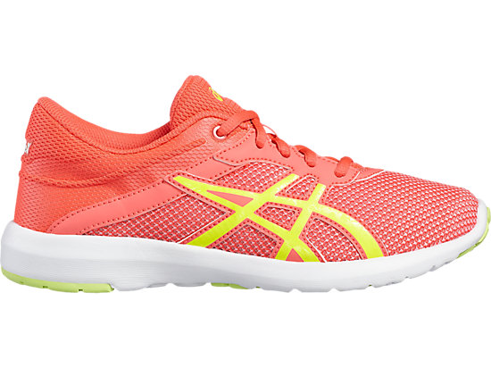 fuzeX Lyte 2 GS DIVA PINK/SAFETY YELLOW/WHITE 3