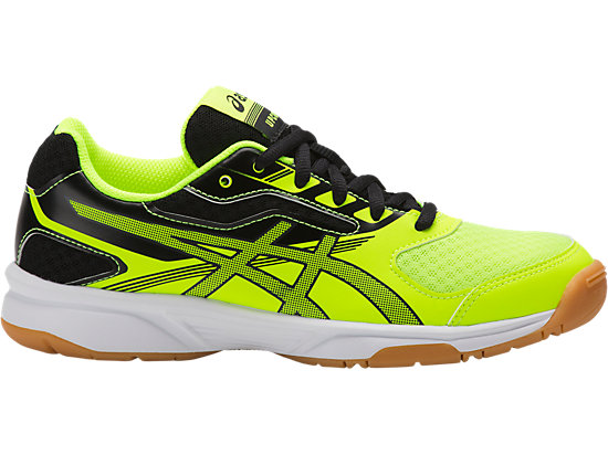 UPCOURT 2 GS, Safety Yellow/Dark Grey/Black