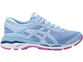 GEL-KAYANO 24 GS, Airy Blue/Regatta Blue/Violet