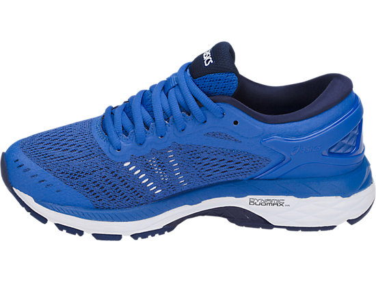 GEL-KAYANO 24 GS VICTORIA BLUE/INDIGO BLUE/WHITE