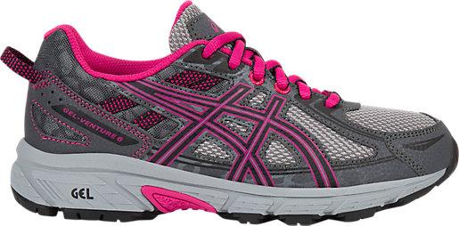 GEL-Venture 6 GS Carbon/Black/Sport Pink 3 RT