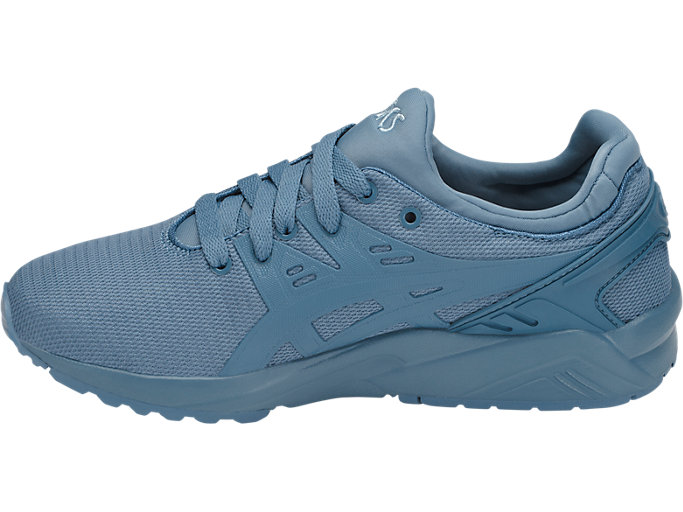 Left side view of GEL-KAYANO TRAINER EVO GS, PROVINCIAL BLUE/PROVINCIAL BLUE