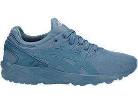 Right side view of GEL-KAYANO TRAINER EVO GS, PROVINCIAL BLUE/PROVINCIAL BLUE