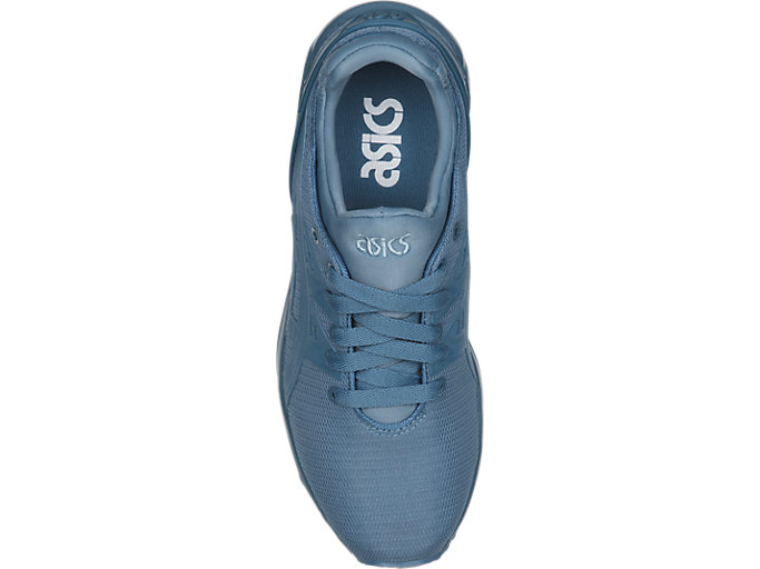 Top view of GEL-KAYANO TRAINER EVO GS, PROVINCIAL BLUE/PROVINCIAL BLUE