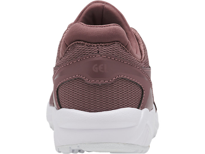 Back view of GEL-KAYANO TRAINER EVO PS, ROSE TAUPE/ROSE TAUPE