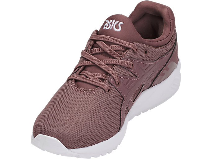 Front Left view of GEL-KAYANO TRAINER EVO PS, ROSE TAUPE/ROSE TAUPE