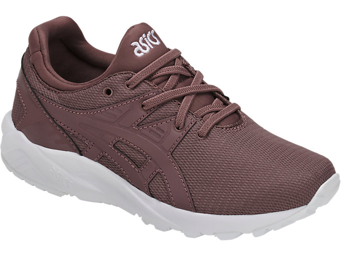 Front Right view of GEL-KAYANO TRAINER EVO PS, ROSE TAUPE/ROSE TAUPE