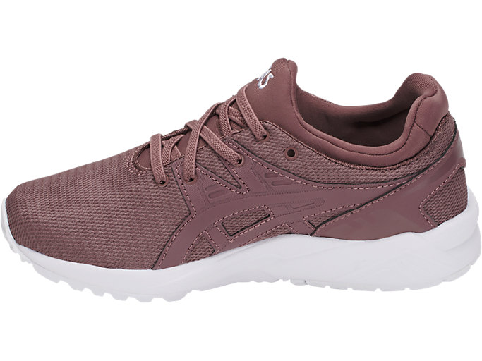 Left side view of GEL-KAYANO TRAINER EVO PS, ROSE TAUPE/ROSE TAUPE