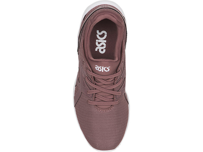 Top view of GEL-KAYANO TRAINER EVO PS, ROSE TAUPE/ROSE TAUPE
