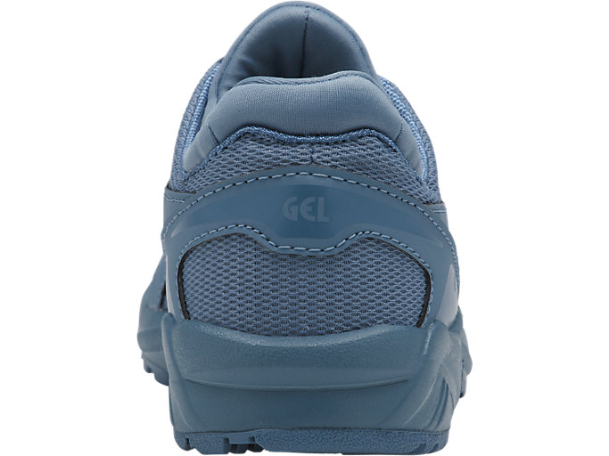 Back view of GEL-KAYANO TRAINER EVO PS, PROVINCIAL BLUE/PROVINCIAL BLUE
