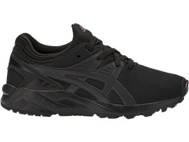 Right side view of GEL-KAYANO TRAINER EVO PS, Black/Black