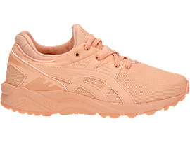 Right side view of GEL-KAYANO TRAINER EVO PS, APRICOT ICE/APRICOT ICE